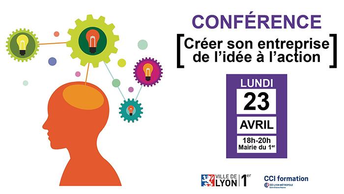 Creer Son Entreprise De L Idee A L Action Lyon Mairie Du 1
